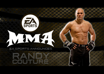 Randy Couture EA Sports' MMA