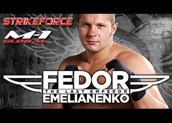 Fedor Emelianenko Signs With Strikeforce