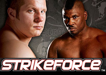 Fedor vs. Rogers Strikeforce