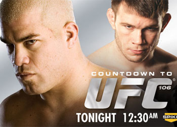 """Countdown to UFC - 106"""