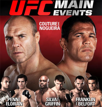 UFC Main Events