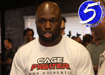 Strikeforce Light Heavyeight Muhammed King Mo Lawal