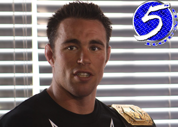 Strikeforce Middleweight Champion Jake Shields