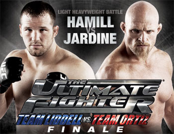 Ultimate Fighter Season 11 Finale Poster