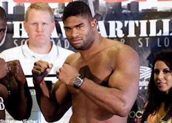 Strikeforce Heavyweight Champ Alistair Overeem