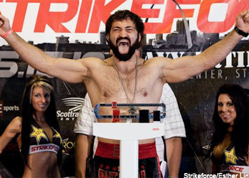 Strikeforce Heavyweight Andrei Arlovski