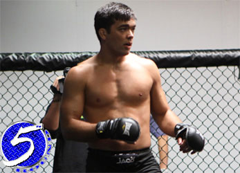 UFC Light Heavyweight Champ Lyoto Machida