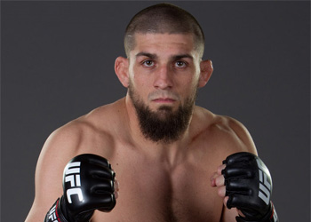 Ultimate Fighter Court McGee