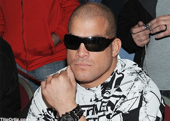Former UFC Light Heavyweight Champ Tito Ortiz