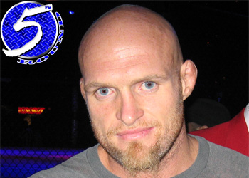 Light Heavyweight fighter Keith Jardine