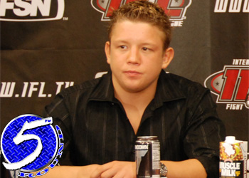 Lightweight Fighter Chris Horodecki