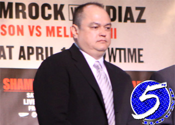 Strikeforce CEO Scott Coker
