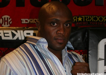 Strikeforce Heavyweight Bobby Lashley