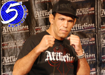 UFC Light Heavyweight Antonio Rogerio Nogueira