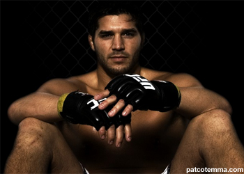 UFC Middleweight Patrick Cote