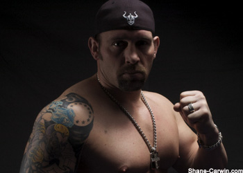 UFC Heavyweight Champ Shane Carwin