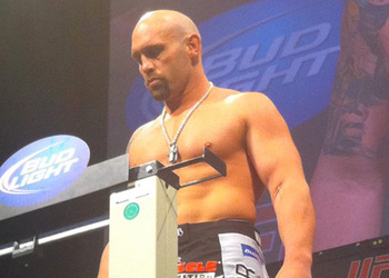 UFC Interim Heavyweight Champ Shane Carwin