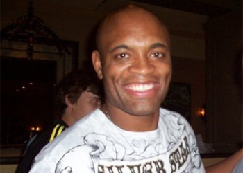 UFC Middleweight Champ Anderson Silva