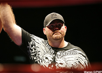 Former UFC Heavyweight Champ Tim Sylvia