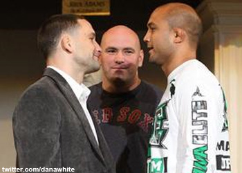Frankie Edgar vs BJ Penn