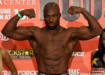 Strikeforce Light Heavyweight Champ Muhammed King Mo Lawal