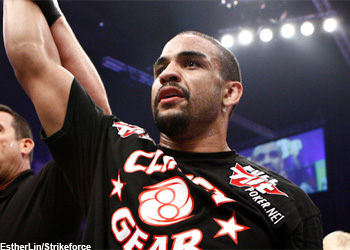 Strikeforce LightHeavyweight Champ Rafael Feijao Cavalcante