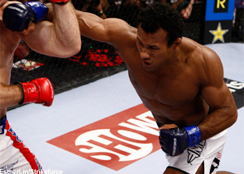 Strikeforce Middleweight Champ Ronaldo Jacare Souza
