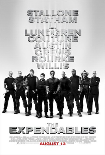 The Expendables Randy Couture