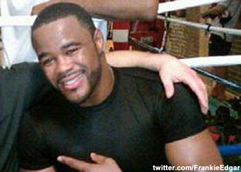 UFC Light Heavyweight Rashad Evans