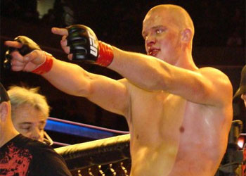UFC Heavyweight Stephan Struve