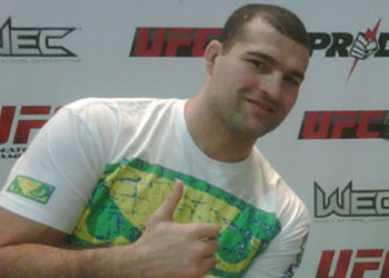 UFC Light Heavyweight Champ Mauricio Shogun Rua