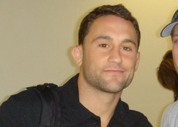 UFC Lightweight Champ Frankie Edgar
