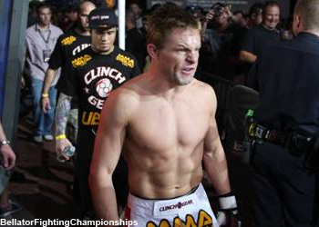 Bellator Featherweight Champ Joe Warren
