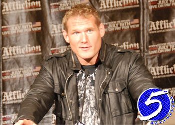Former UFC Heavyweight Champ Strikeforce Dream Sengoku Josh Barnett