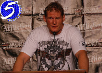 Strikeforce Heavyweight Josh Barnett UFC Sengoku
