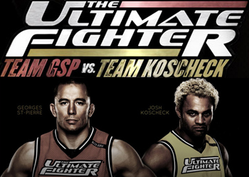 The Ultimate Fighter: Team GSP vs. Team Koscheck