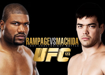 UFC Promo 123 Rampage vs. Machida Detroit