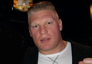 UFC Heavyweight Champ Brock Lesnar WWE
