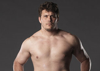 UFC Heavyweight Matt Mitrione TUF