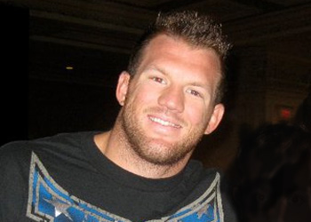 UFC Light Heavyweight Ryan Bader