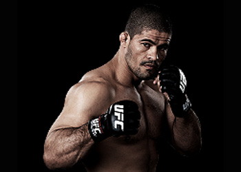 UFC Middleweight Rousimar Palhares