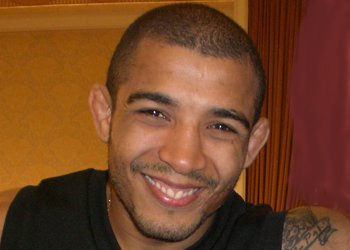 WEC Featherweight Champion Jose Aldo