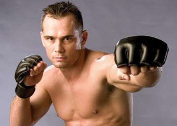 Former UFC Middleweight Champ Rich Franklin