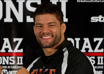 Strikeforce Lightweight Josh Thomson