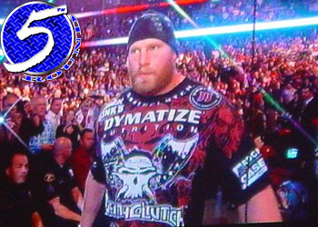 UFC Heavyweight Brock Lesnar WWE