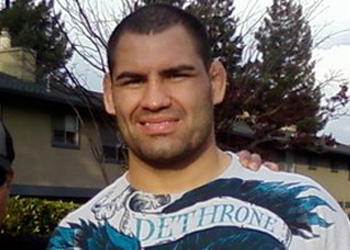 UFC Heavyweight Cain Velasquez