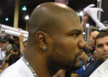 UFC Light Heavyweight Champ Quinton Rampage Jackson