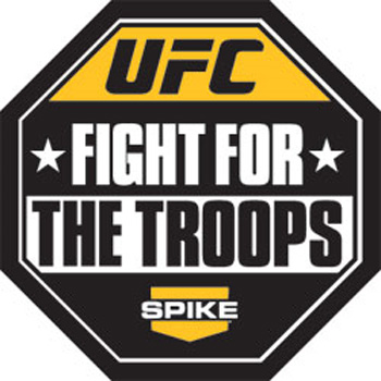 UFC Poster Troops