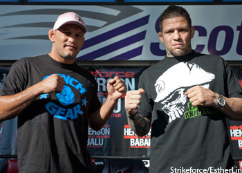 Dan Henderson Babalu Sobral Strikeforce