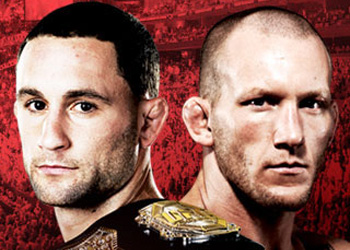 UFC Resolution 125 Frankie Edgar Gray Maynard
